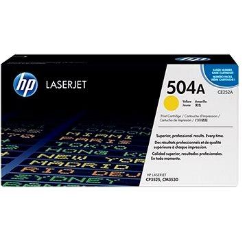 HP CE252A žlutý (CE252A)
