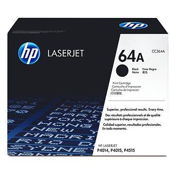 HP CC364A černý - originální