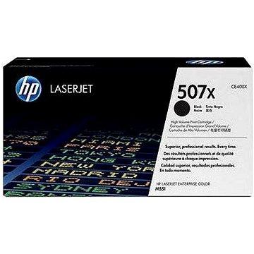 HP CE400X č. 507X černý - originální