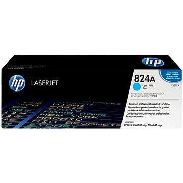HP CB381A č. 824A azurový