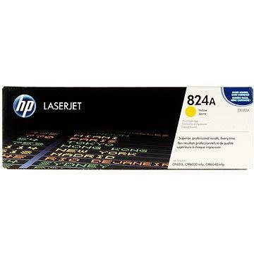 HP CB382A č. 824A žlutý