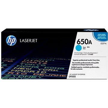 HP CE271A č. 650A modrý