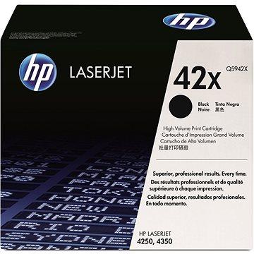 HP Q5942XD č. 42X černý - originální