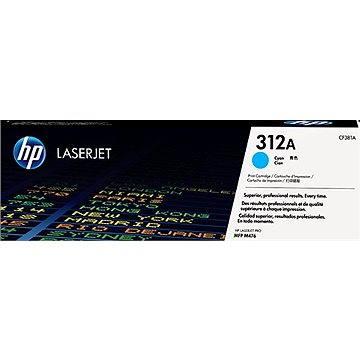 HP CF381A č. 312 azurový (CF381A)