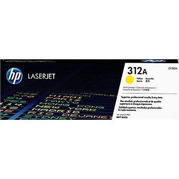 HP CF382A č. 312 žlutý
