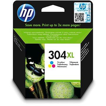 HP N9K07AE č. 304XL Tri-color (N9K07AE)