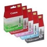 Canon CLI-8 BK/PC/PM/R/G Multi Pack (0620B027)