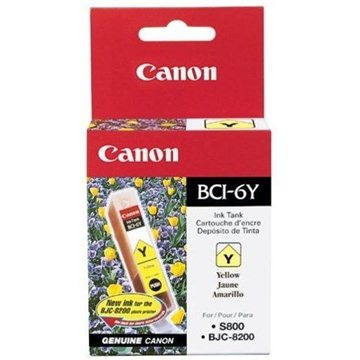 Canon BCI6Y (4708A002)