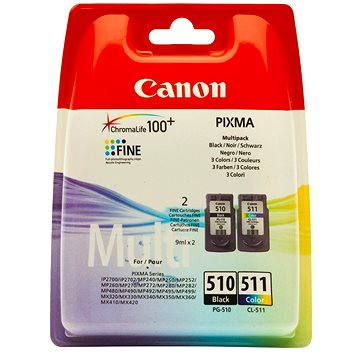 Canon PG-510 + CL-511 multipack (2970B010)