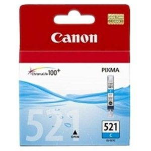 Canon CLI-521C modrá (2934B001)