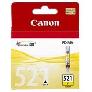 Canon CLI-521Y žlutá (2936B001)