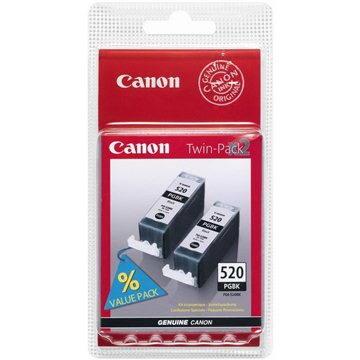 Canon PGI-520BK twinpack (2932B012)