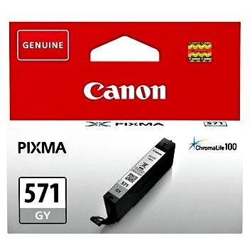 Canon CLI-571GY šedá (0389C001)