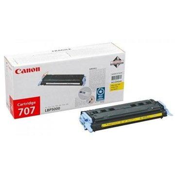 Canon CRG707Y žlutý (9421A004)