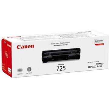 Toner Canon CRG-725 černý (3484B002)