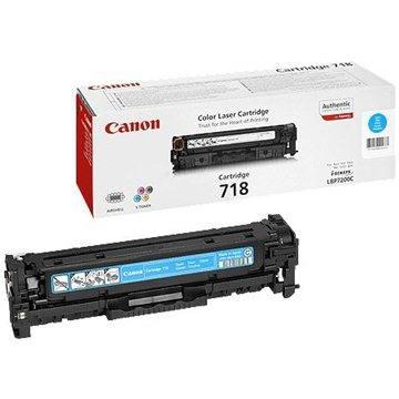 Canon CRG-718C azurový (2661B002)