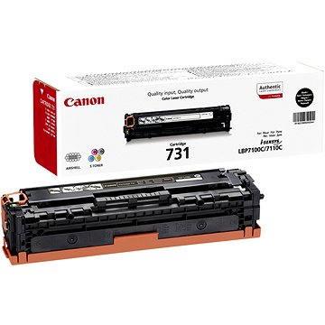 Canon CRG-731Bk černý (6272B002)