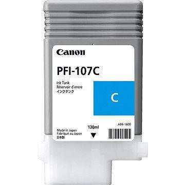 Canon PFI-107C azurová (6706B001)