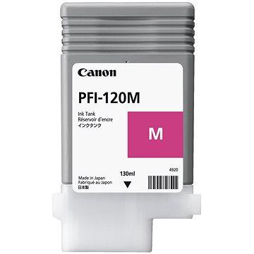 Canon PFI-120M purpurová (2887C001)