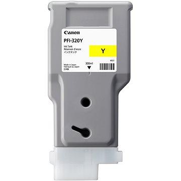 Canon PFI-320Y žlutá (2893C001)