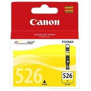 Canon CLI-526Y žlutá (4543B001)