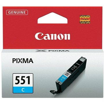Canon CLI-551C modrá (6509B001)