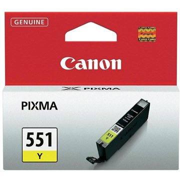 Canon CLI-551Y žlutá (6511B001)