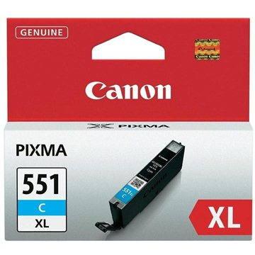 Canon CLI-551C XL azurová (6444B001)