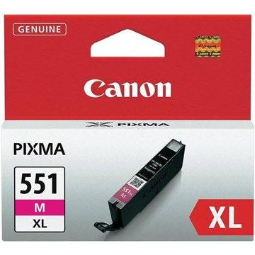 Canon CLI-551M XL purpurová (6445B001)