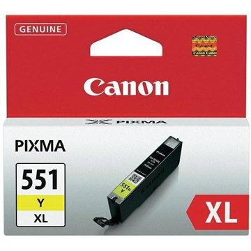 Canon CLI-551Y XL žlutá (6446B001)