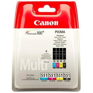 Canon CLI-551 Multipack (6509B009)