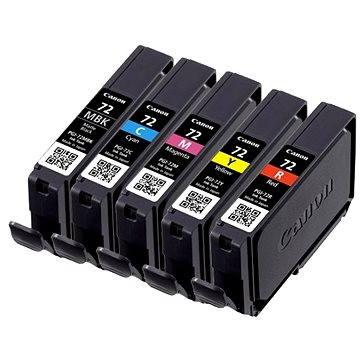 Canon PGI-72 MBK/C/M/Y/R Multipack (6402B009)
