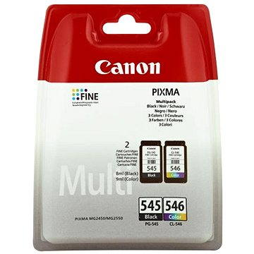 Canon PG-545 + CL-546 Multipack (8287B005)
