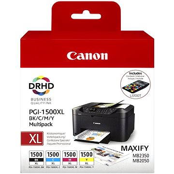 Canon PGI-1500XL multipack + kalkulačka LS-100 (9182B006)