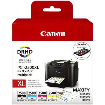 Canon PGI-2500XL multipack + kalkulačka LS-100 (9254B006)