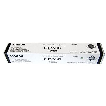 Canon C-EXV47 černý (8520B002)