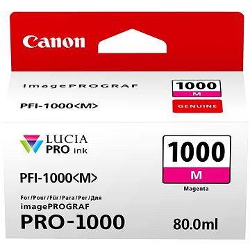 Canon PFI-1000M purpurová (0548C001)