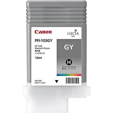 Canon PFI-103GY šedá (2213B001)