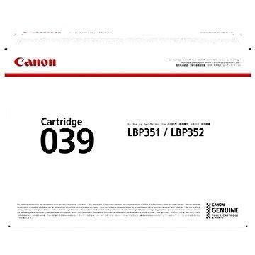 Canon CRG-039 (0287C001)