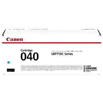 Canon CRG-040 azurová (0458C001)