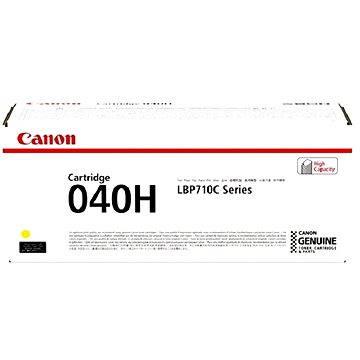 Canon CRG-040H žlutá (0455C001)