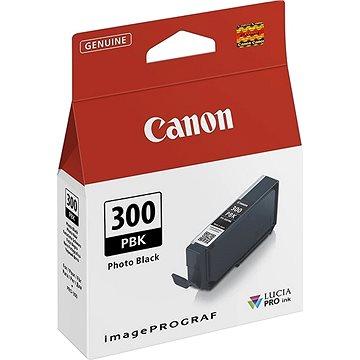 Canon PFI-300PBK foto černá (4193C001)
