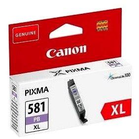Canon CLI-581PB XL photo modrá (2053C001)