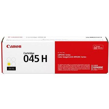 Canon 045(H) žlutá (1243C002)