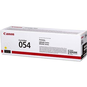 Canon CRG-054 žlutý (3021C002)