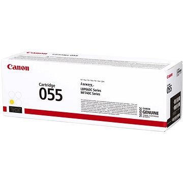 Canon 055 žlutý (3013C002)