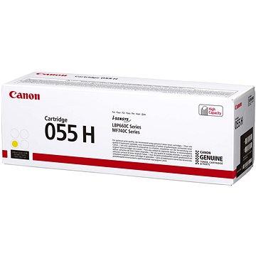 Canon 055(H) žlutý (3017C002)