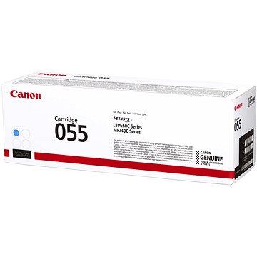 Canon 055 azurový (3015C002)