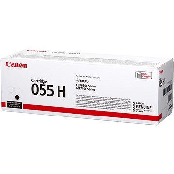 Canon 055(H) černý (3020C002)