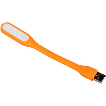 Diax USB LED oranžová